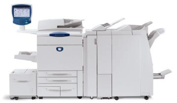 Цифровая печатная машина Xerox Docu Color 242
